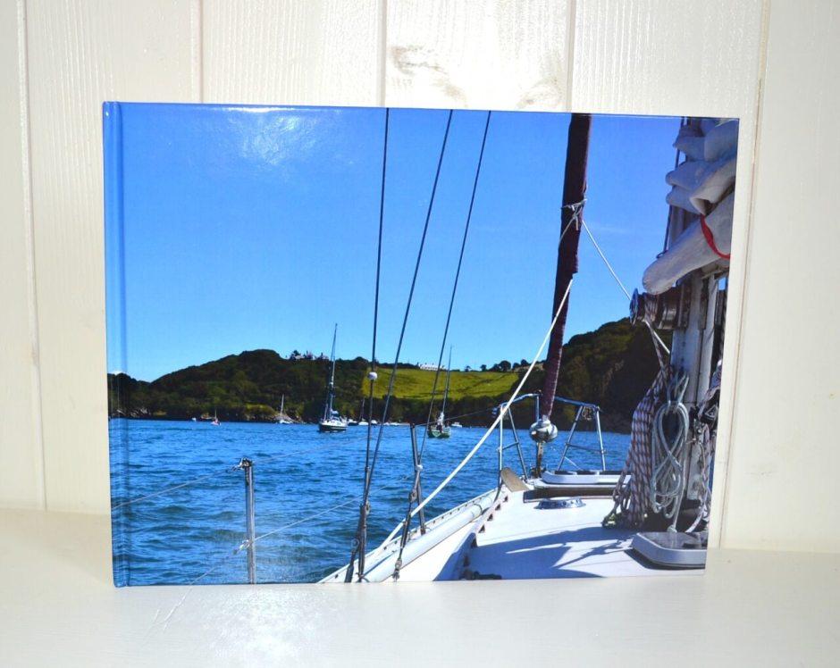 Personalised Photobook from Snapfish