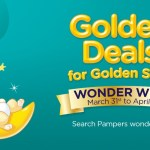 Save Money with Pampers Wonder Week