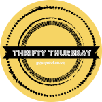 Thrifty Thursday – May 2016