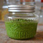 Foraging: Wild Garlic Pesto
