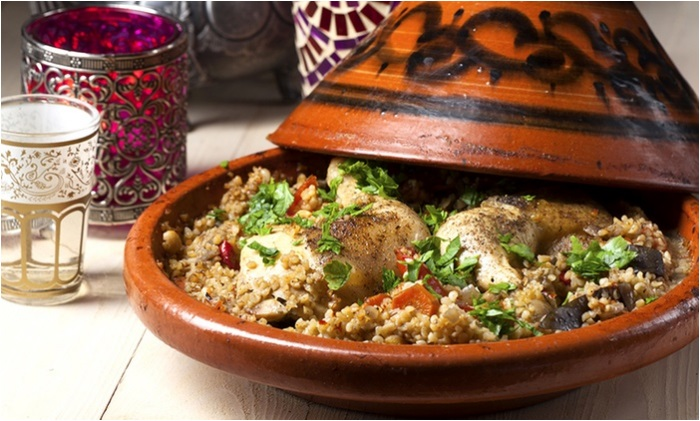 Deal: Moroccan Meal in Exeter