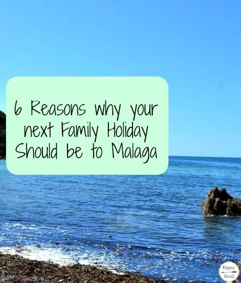 6 reasons why your next family holiday should be to Malaga