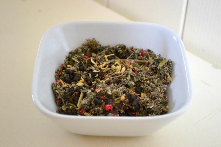teagime morning tea blend