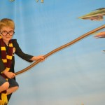 Harry Potter Exhibition at Hannahs