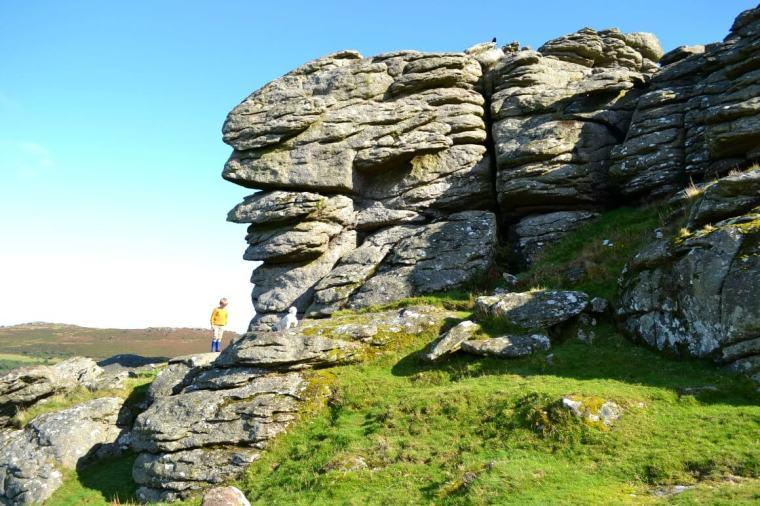 Dartmoor Hound Tor