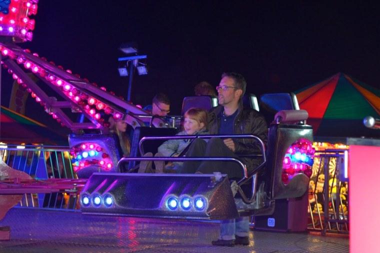Exmouth fairground
