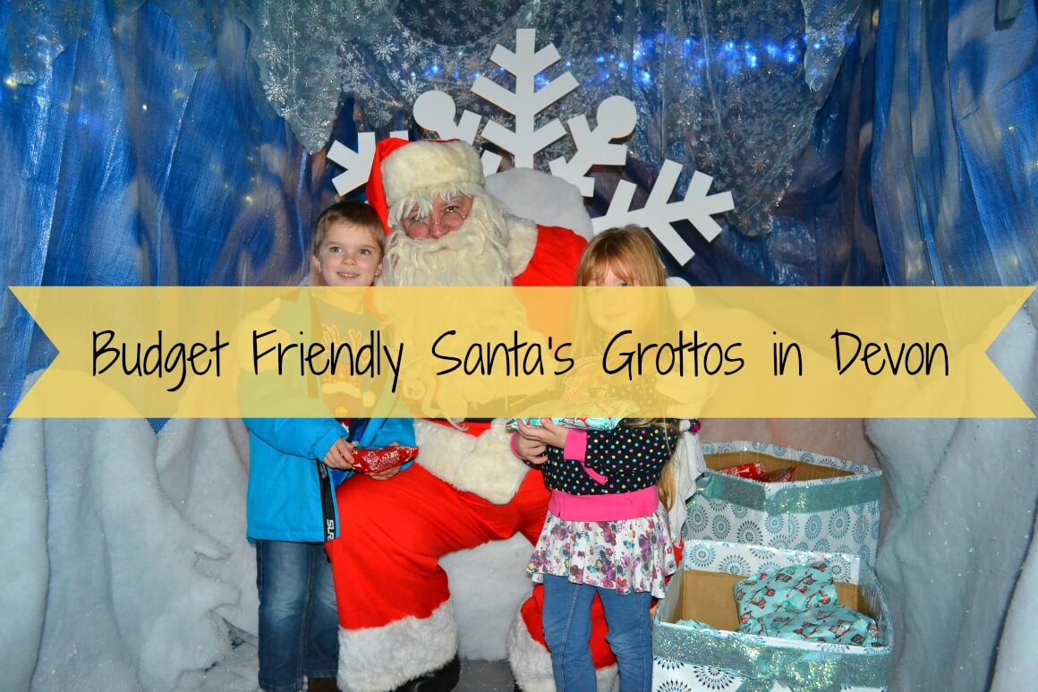 Budget Friendly Santa's Grottos in Devon for Under £5
