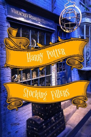 Harry Potter Stocking Fillers