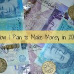 How I Plan to Make Money in 2017