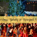 Christmas Nativity at Pennywell Farm in Devon