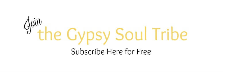 Join our Gypsy Soul tribe for free here