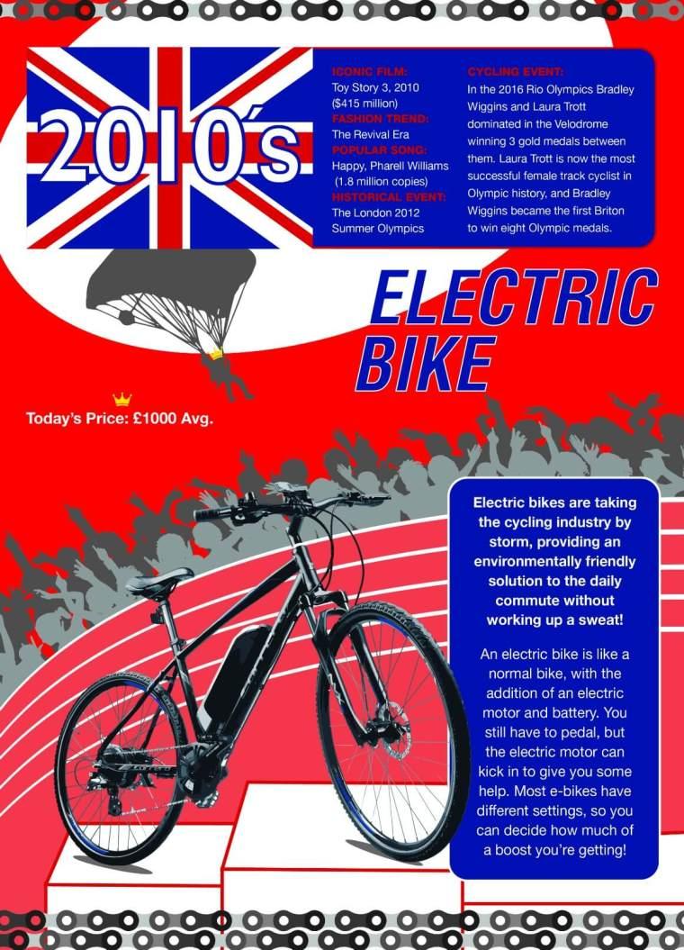 Electric bike 2010