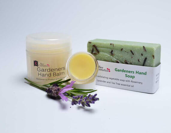 Gardener's gift set for Mother's Day