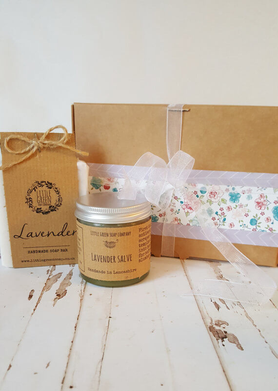 Lavender gift set - natural beauty