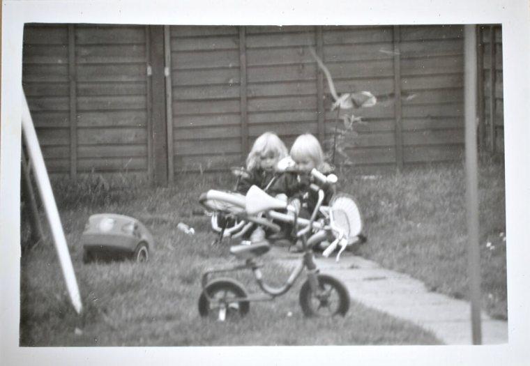 Memory lane bikes in the 80's