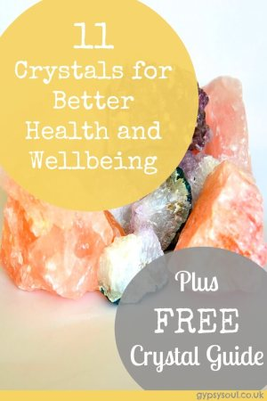 11 Crystals for Better Health and Wellbeing + FREE Crystal Guide. Click to get yours now!