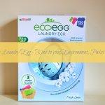 Ecoegg Laundry Egg – Kind to your Environment, Pocket & Skin