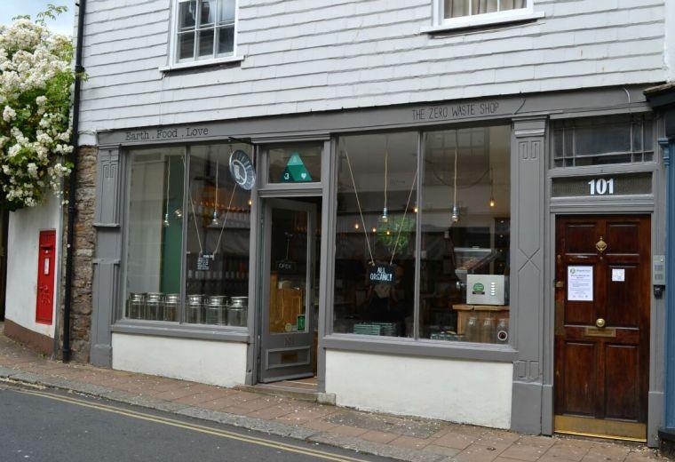 Earth Food Love in Totnes Devon