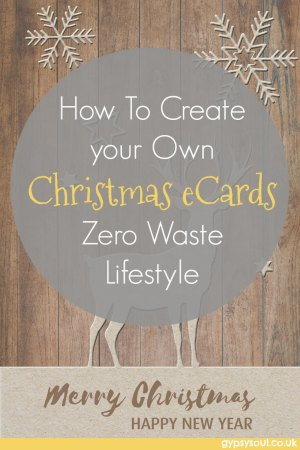 How to Create your own Christmas eCards