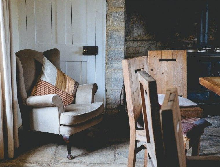 refurbish an old armchair