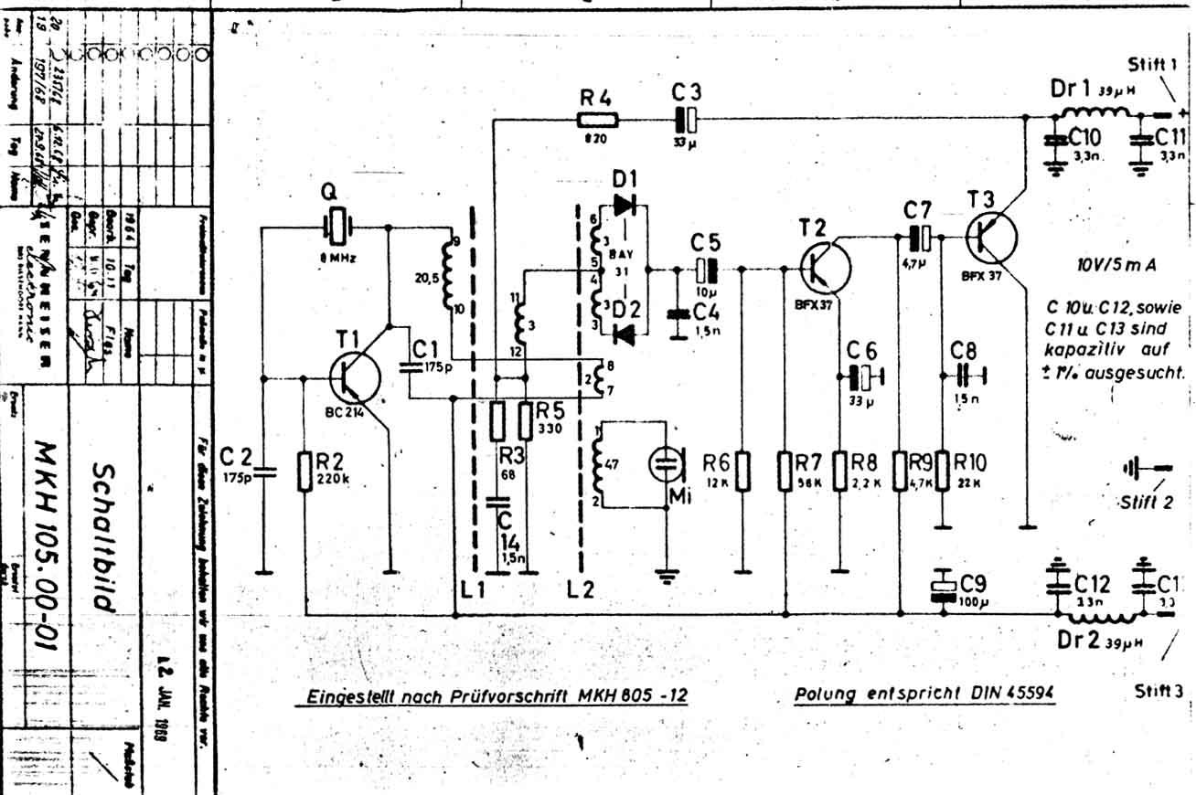 Xlr Mic Wiring Schematic