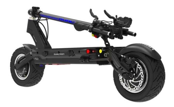 Trottinette électrique Minimotors Dualtron Thunder - GYRO-PHARE