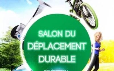 SALON DU DÉPLACEMENT DURABLE  3ÈME ÉDITION