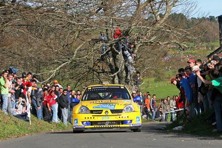Luis Vilariño - Rally del Cocido