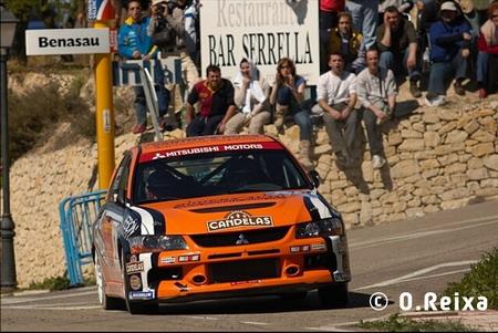 Pedro Burgo - Rally de Alicante