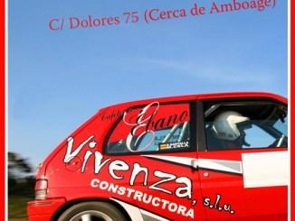 Cartel Presentacion - Miguel Cela