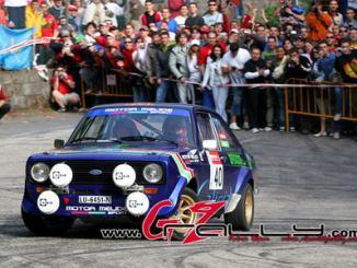 Jesus Ferreiro - Rally Rias Baixas