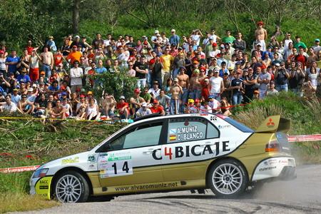 Alvaro Muñiz - Rally de Orense