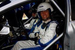 Solberg Testea Ford Fiesta WRC RS