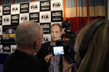 Suecia TV 2012