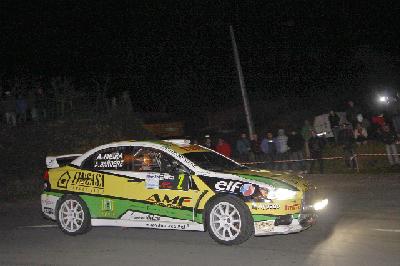 Alberto Meira - Rally do Cocido 2012