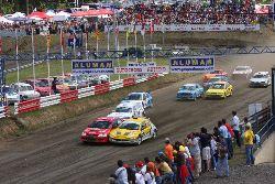 Autocross Arteixo 2008 - Salida División I