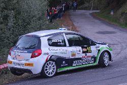 David González - Trofeo Pirelli - Rali Ribeira Sacra 2012