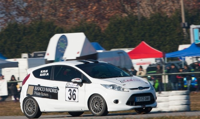 Roberto Blach Jr CAM Rallye Festival