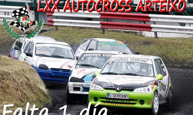previo lxx autocross arteixo