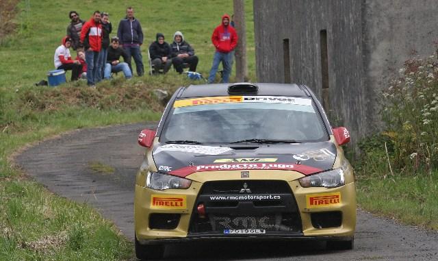 Belon - Driver Pirelli - 1º Rali Naron