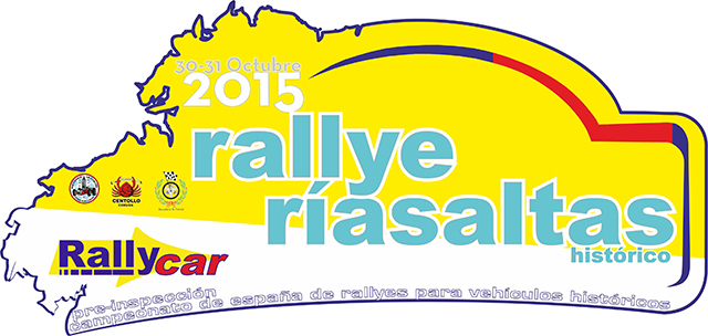 RallyRiasAltas placa