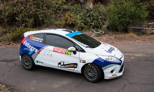 Roberto Blach Jr Post Rallye Villa de Adeje 1