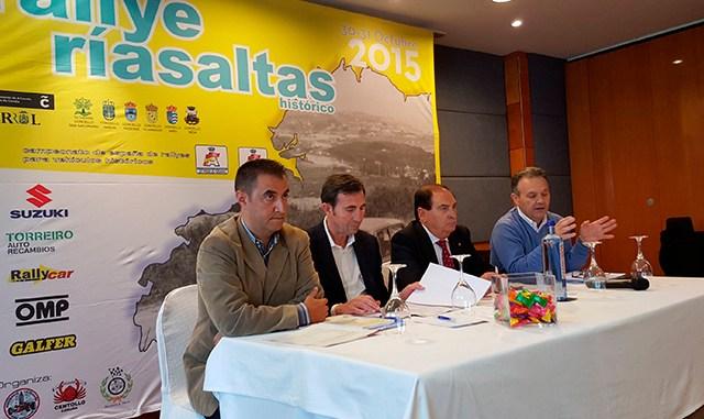 RallyRiasAltas Presentacion Comunicado