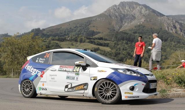 RallycarR2Team Llanes