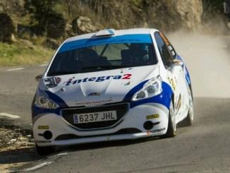 Roberto Blach Jr Post Rallye Comunidad de Madrid 640x427