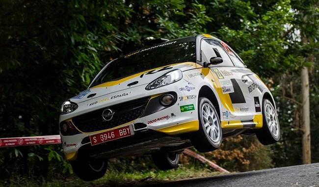 Opel Rally de Madrid 2015