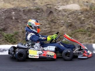 Roberto Blach Jr Post Karting Viduedo