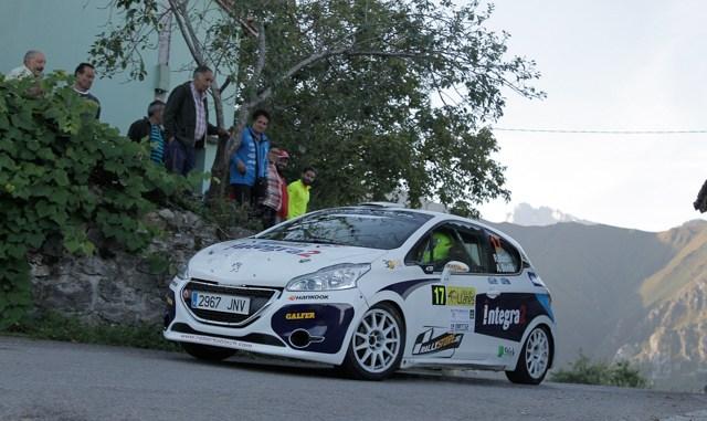 RallycarR2Team Llanes Final Blach