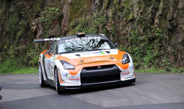 Nissan GTR CampeonCantabriaMontanha 01