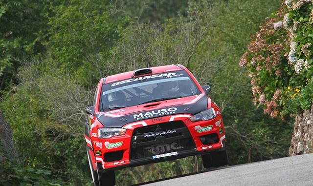 OscarPalacio RallyParqueHistoricoNavia Previo 01